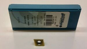 Ingersoll Cde323r06 New Carbide Inserts 10 Pcs