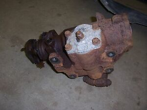 1977 1979 Chevrolet Gmc 4x4 Pickup Truck Power Steering Gear Box Assembly