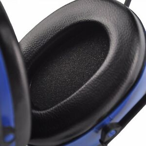 25db Hearing Protector Blue Tooth Am fm Radio Earmuffs Electronic Ear Headphone