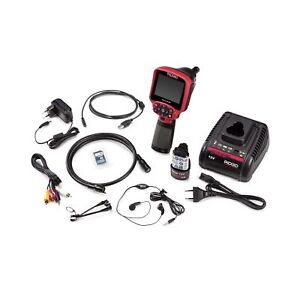 Ridgid 55898 Micro Ca 350 Inspection Camera 3 5 Monitor Size