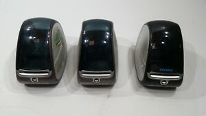 Lot Of 3 Dymo Labelwriter Printers 1 Of 450 2 Of 400 No Adapters No Spools