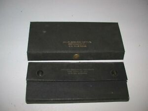 Lot Of 2 Vintage Applied Research Institute Model A 0 01 Ml Syringe Free S