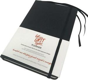 Best Undated Full Year Planner For Productivity Monthly Weekly Daily