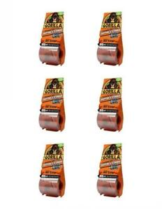 Gorilla 6045009 Packing Tape Tough Wide Multipack With Dispenser 2 83 X