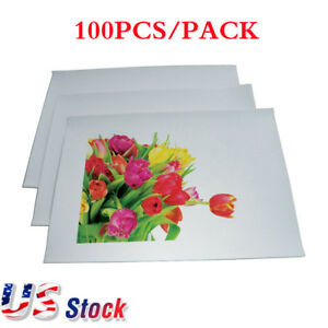 Usa Stock A4 Light Color T shirt Heat Transfer Paper Sublimation Paper