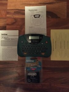 Brother Pt 65 P touch Electronic Label Maker