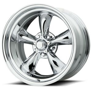 15 Inch Chrome Wheels Rims Ford Mustang Dodge Mopar Vn615 5x4 5 2 15x7 2 15x8