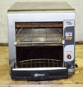 Holman qcs 2 1200b Convection Sys Conveyorized Bagel Toaster