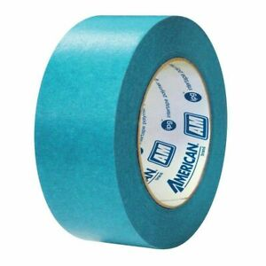 American Tape Am2455 Medium Garde Aqua Masking Tape 24mm X 54 8m case Of 36