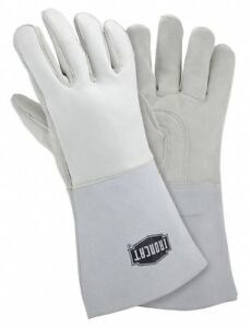 Ironcat Welding Gloves Stick 14 Xl Pr Pearl 9061 xl