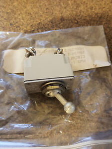 Aircraft Circuit Breaker Klixon 7270 1 20 Toggle Switch Type 20 Amp