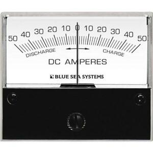 50 0 50a Dc Sports Fitness Features Ammeter With Shunt