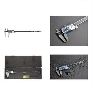 Full Warranty Digital Calipers Stainless Steel Frame Euro cal Iv Electronic 12