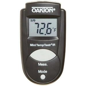 Wd 39642 00 Mini Infrared Thermometers Temptestr Ir Thermometer 27 To 428f C