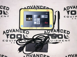 Leica Icon Cc80 Rugged 7 Windows Tablet Computer With Icon Software
