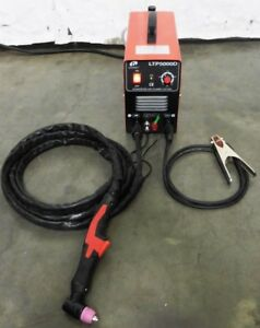 G152761 Lotos Ltp5000d Dc Inverter Air Plasma Cutter