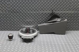 2013 2016 Scion Frs Manual Shift Boot Shifter And Bezel Trim Cover Red Black Oem