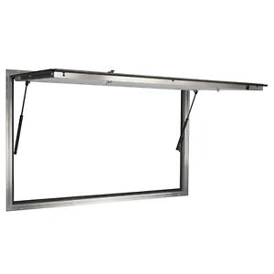 53 X 33 Concession Stand Serving Window Door Food Truck Service No Glass