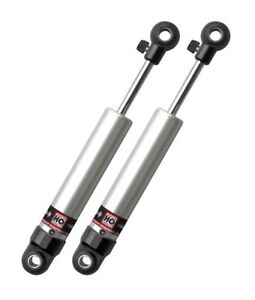New Ridetech Coolride Rear Smooth Body Shocks Hq Series 58 64 Chevy Impala