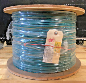 Hook up Wire Ul 1015 14 Awg Solid 600v Bare Copper Pvc Dark Green