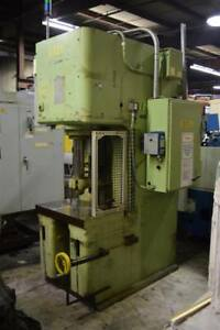 Denison 50ton Hydraulic Press no Operator Controls