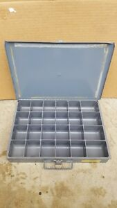 Durham Sliding Drawer Tray Small Parts Organizer Steel