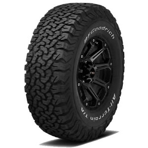 4 new 37x12 50r17lt Bf Goodrich Bfg All Terrain T a Ko2 124r D 8 Ply Rwl Tires