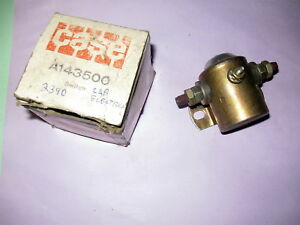 Case Tractor Nos Cab Electrical Solenoid Part A143500