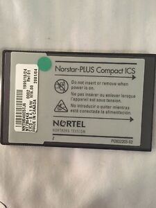 Nortel Norstar Compact Ics Cics Nt7b64ka S 4 1 S w Wi 06 00 Software Flash Card