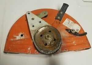 Stihl Oem Ts400 Concrete Saw Blade Cover Guard Pulley Bearing