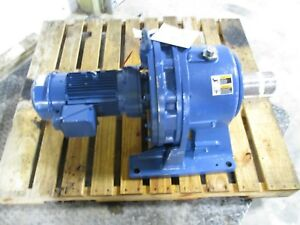 Sumitomo Drive Speed Reducer Cyclo 6000 W Electric Motor 830817rp New