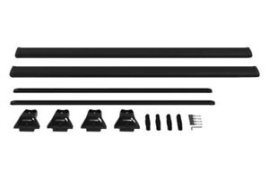 Yakima 8001617 42 Roof Rack 60 Crossbars Skyline Hard Top Black Steel