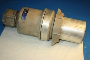 Crouse Hinds Receptacle Arktite Plug Body Grounded 200a 3w 4p Pin Sleave