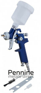 Bluespot 07909 Mini Spray Gun Arts Crafts Sheet Car Trailer Repairs Compressor