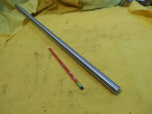 303 Tgp Stainless Steel Rod Machine Shop Shaft Metal Round Stock 3 4 X 23 7 8