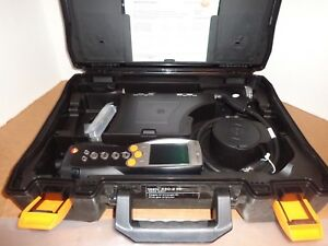 Testo 330 2g Kit 1 Commercial industrial Combustion Analyzer Kit 330 2ll
