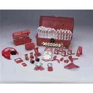 Ideal 44 974 Lockout tagout Kit industrial