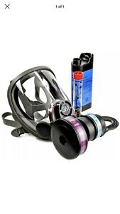 3m 6900pf Powerflow Face Mounted Powered Air Purifying Respirator Papr Large