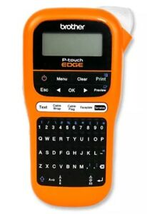 Brother P touch Pt e105 Electrical Cable And Wiring Label Maker