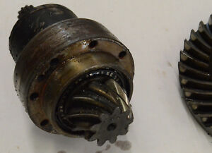 70272705 Mfwd Ring Pinion Set Used Allis Chalmers 8010 8030 8050 8070