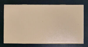Vintage Franciscan Subway Tile Beige California