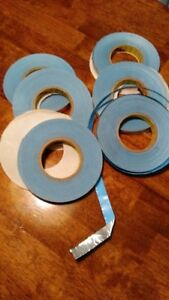 Foil Tape Aluminum 3 4 Inch X 60 Yd 3m 425 High Performance Lot Of 6