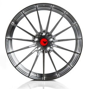 20 Vorsteiner Vfn502 Forged Concave Wheels Rims Fits Ford Mustang Shelby