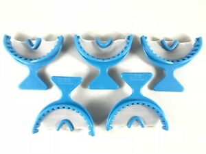 Sultan 3 Way Impression Triple Trays Bite All Sizes Dental fda Approved