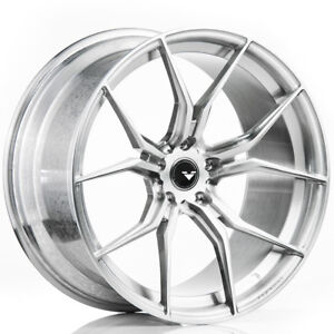 20 Vorsteiner Vfn504 Forged Concave Wheels Rims Fits Ford Mustang Shelby