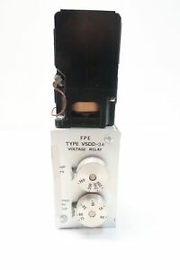 Federal Pacific Vsdd 3a Voltage Relay 240v ac