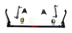 New Ridetech Musclebar Rear Sway Bar 67 69 Camaro firebird with Posi link Ends
