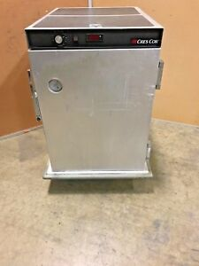 Cres Cor Half Height Insulated Warming Cabinet 120v H339188b