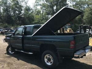 1994 2002 Dodge Ram 1500 2500 3500 6 6 Tonneau Cover Pickup Truck Hard Top Bed
