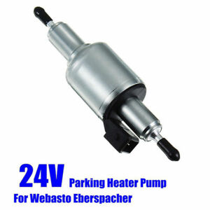 24v Oil Fuel Pump Replacement Kit For 2kw To 5kw Webasto Eberspacher Heaters